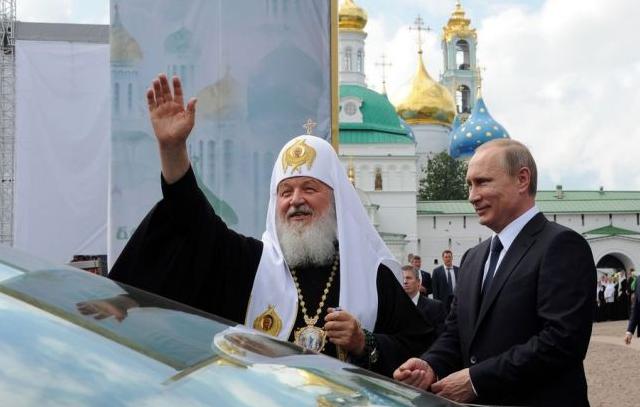 Глава РПЦ жалуется в ООН, ОБСЕ, главам мировых церквей на «начало полномасштабных гонений... со стороны украинских властей»