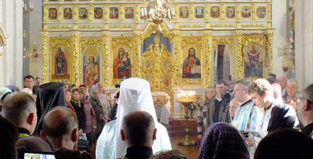 Єпископ, священик, мирянка, Христос. Чотири проповіді