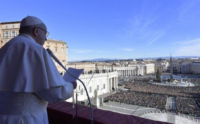 Папа Франциск: «Господь принесе полегшення любій Україні, що з нетерпінням прагне миру»