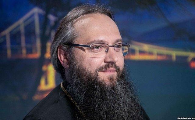 Спікер УПЦ (МП) зробив заяву, яка суперечить позиції власної Церкви щодо РФ, Криму, Донбасу