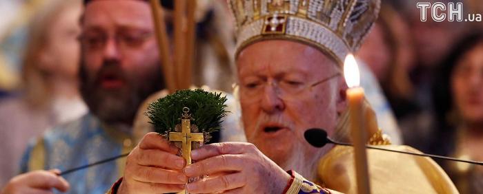 Патриарх Варфоломей подтвердил намерение посетить Украину