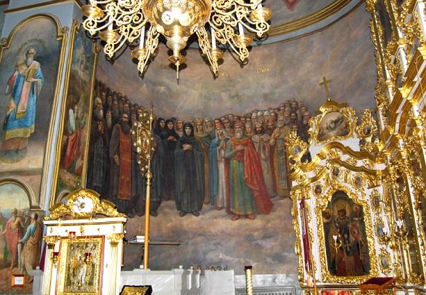 В Києво-Печерській лаврі не знайшли кілька цінних ікон — порушено кримінальні провадження