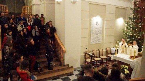 Львівські греко-католики не впустили до храму служити римо-католиків