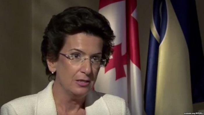 Бывший спикер парламента Грузии призвала власти не признавать Украинскую Церковь