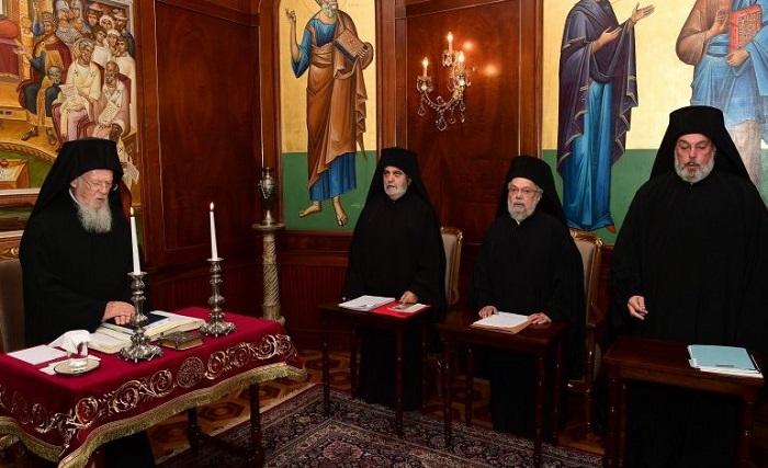 Константинополь обрав голову своєї ставропігії у Києві
