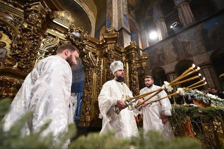 У Софійському соборі відбудеться інтронізація предстоятеля ПЦУ