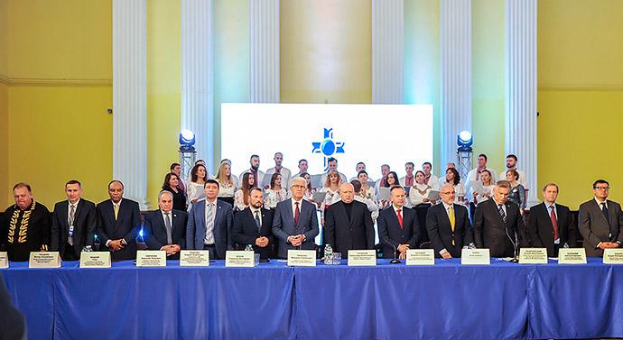 Євангельські церкви і громадські діячі заснували «Всеукраїнський Собор»