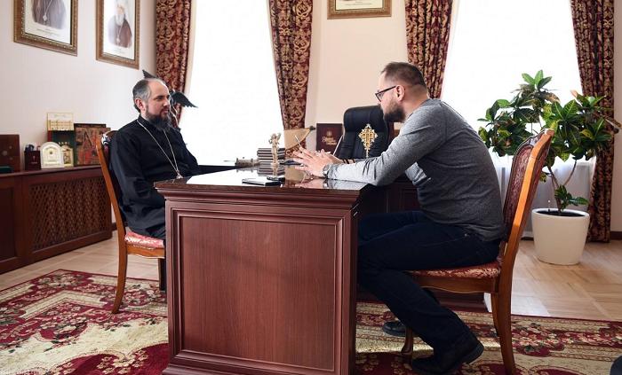 Глава ПЦУ: «Парафії РПЦ в Україні повинні мати рівні права з тими, що належать до ПЦУ»