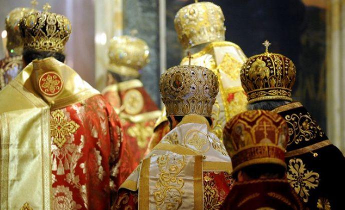 Українське питання розділило Болгарський Синод