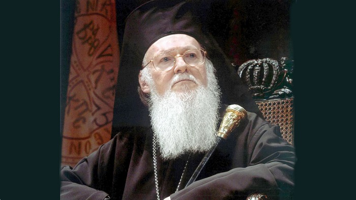 Патріарх Варфоломій став почесним доктором Києво-Могилянської академії
