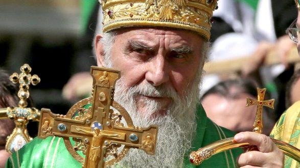 """Накануне визита в Москву Сербский патриарх назвал признание ПЦУ """"ничтожным актом"""""""