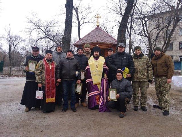 ПЦУ освячує нові культові споруди на Київщині та Луганщині