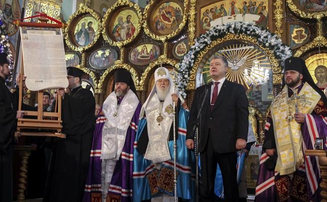 Президент України «не має жодного сумніву», що процес приєднання парафій до ПЦУ продовжиться