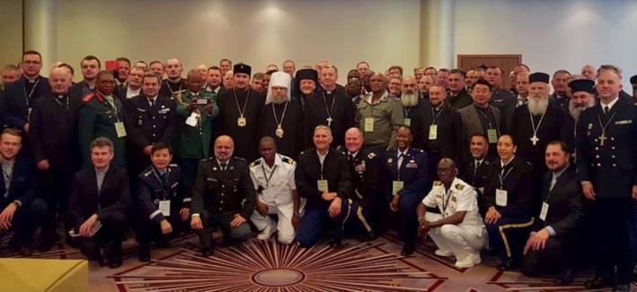 Українці взяли участь у 30-й Міжнародній конференції головних військових капеланів, яка відбулася у Польщі