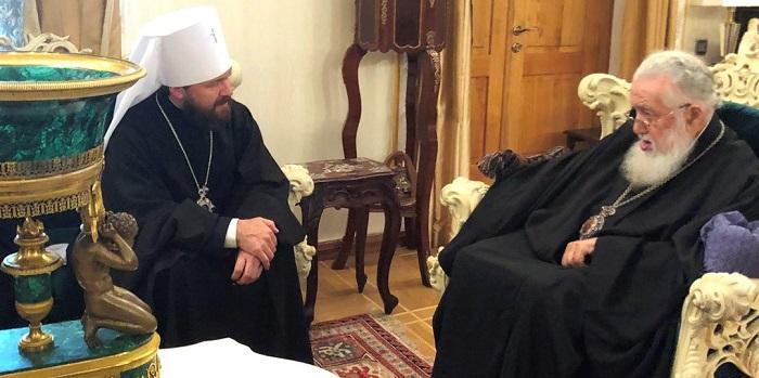Грузинська Церква заявила про тиск з боку РПЦ в українському питанні