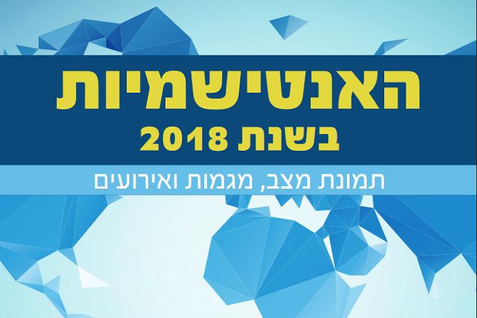 Израиль признал низкий уровень антисемитизма в Украине и продолжающееся его снижение
