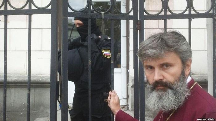 Оккупационные власти в Крыму окончательно закрывают симферопольский собор ПЦУ