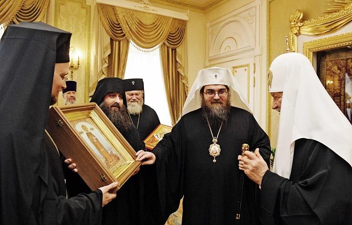 Очільники Антіохійської, Сербської та Чесько-Словацької Церков на стороні РПЦ в конфлікті з Константинополем