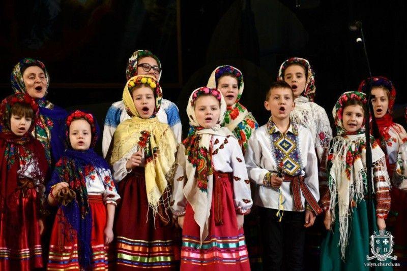 100 тисяч гривень для нужденних зібрав благодійний концерт у Волинській єпархії УПЦ (МП)