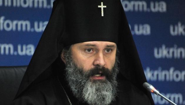 Кримський архієпископ домагатиметься міжнародних санкцій проти організаторів ліквідації ПЦУ в Криму