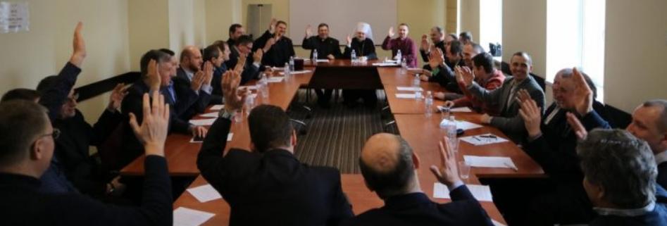 В Черкассах создан областной Совет христианских церквей