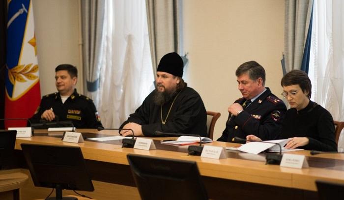 Севастопольске благочиння УПЦ (МП) звітувало про «відновлення традицій російської духовності»