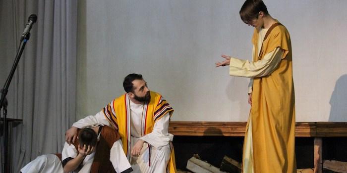 Студенти-адвентисти презентували театральні вистави «Маленький принц», «Дари волхвів» і «Чотири волхви»