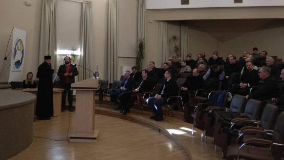Головний архітектор Львова доповів духовенству УГКЦ про кризу сакральної архітектури