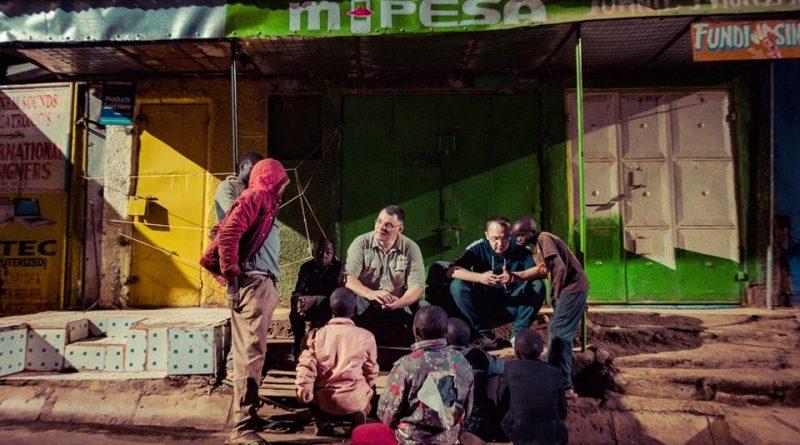 Пастор из Мариуполя отправился в Африку на миссионерское служение