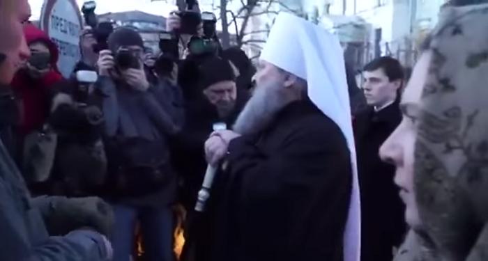 Наместник Киево-Печерской лавры попал в отчет по антисемитизму Объединенной еврейской общины Украины