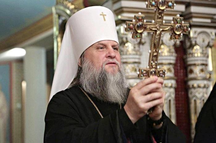"""Митрополит-монархист УПЦ (МП) заговорил о любви к """"суверенной Украине... о чуде дарований ей свободы от Бога!"""""""