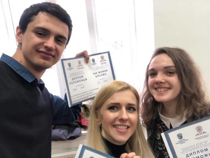 Студенти католицького університету представлятимуть Україну на міжнародних змаганнях в Ірландії