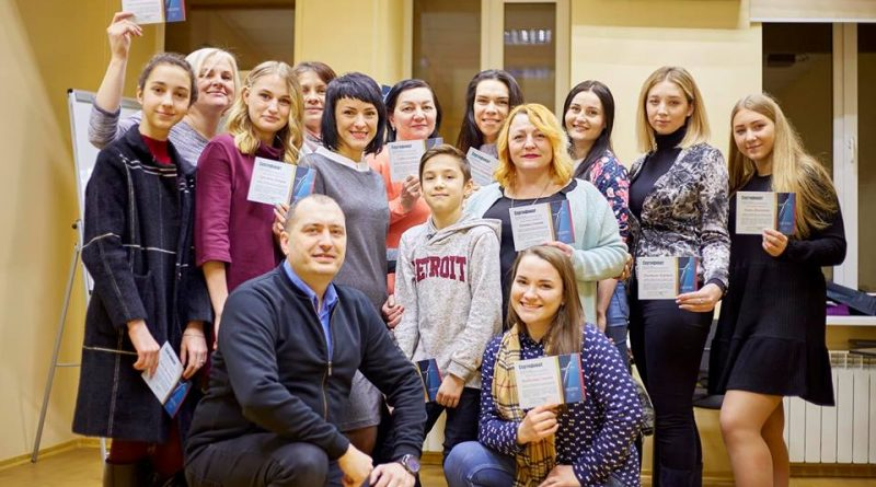 Выпускниками Школы церковной журналистики в Днепре стали студенты из Украины, Польши и Эстонии