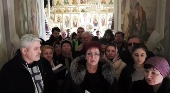 Депутат «ОппоБлока» участвует в конфликте епископа и священника кафедрального собора ПЦУ в Одессе