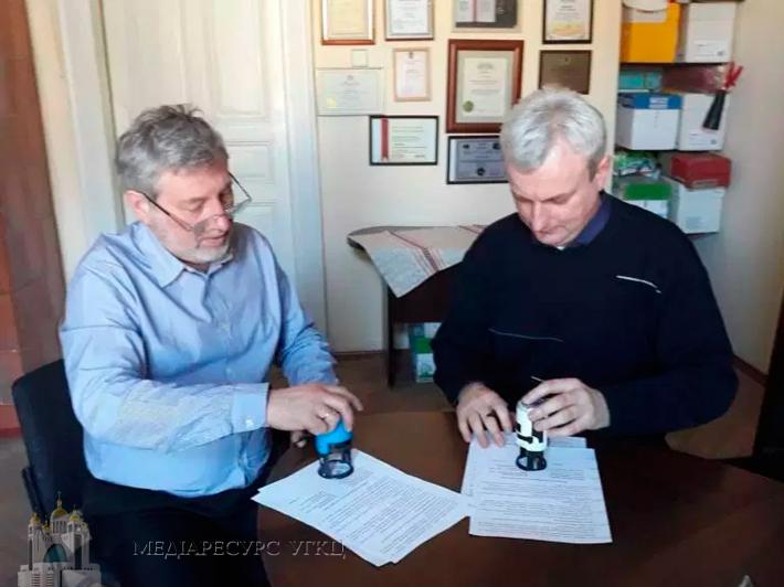 Греко-католики Львівщини підписали меморандум про участь у «Програмі відновлення для неповнолітніх, які є підозрюваними у вчиненні злочину»