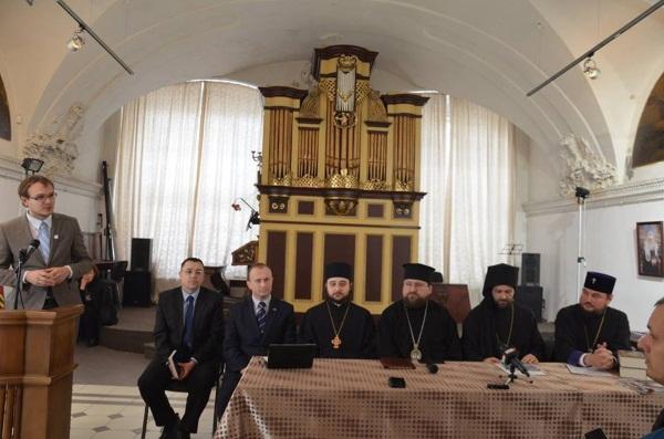Митрополити ПЦУ разом з представником Константинополя обговорили актуальні питання православ'я в Україні