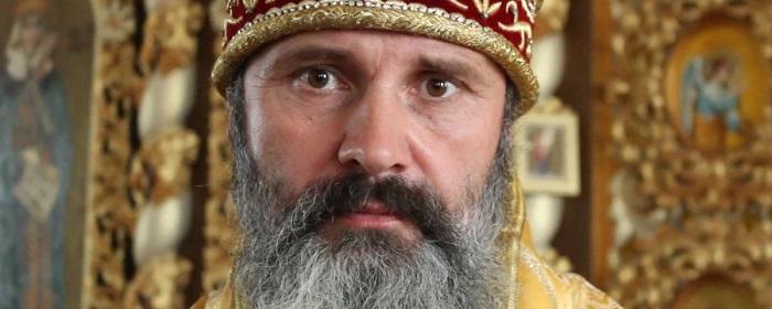 Архієпископа ПЦУ відпустили з відділу поліції у Сімферополі