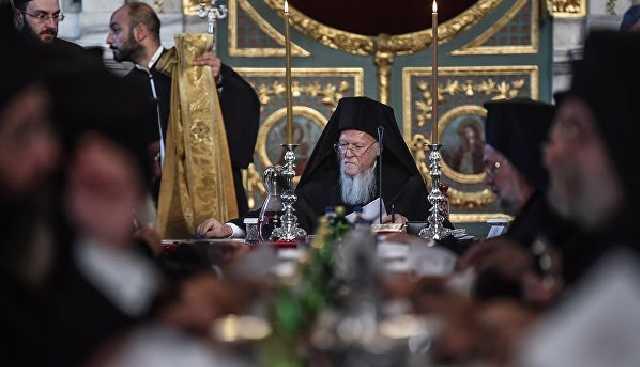 Константинополь считает бесполезным обсуждать автокефалию Украины на всеправославном уровне