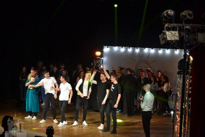УГКЦ провела у Львові гумористичне змагання серед молоді «Кубок радості»