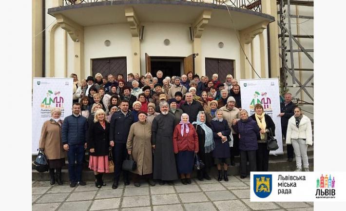 Греко-католики Львова організували при храмах 9 центрів денного дозвілля для літніх людей