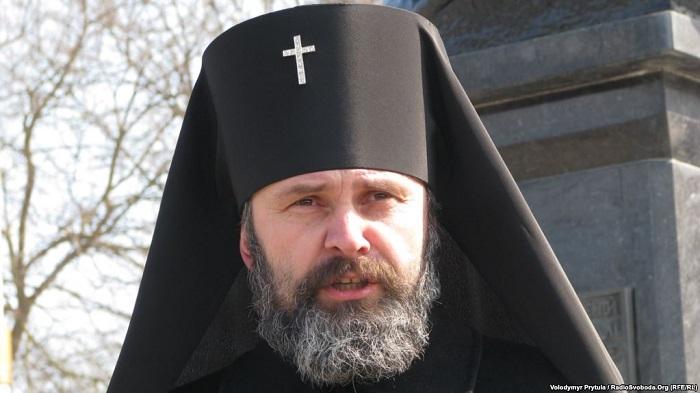 МИД Украины выразил протест РФ в связи с задержанием в Крыму архиепископа ПЦУ