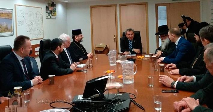 Глава УГКЦ — президенту Ізраїлю: «Війна в Україні, сподіваємося, є останньою імперською війною в Європі»