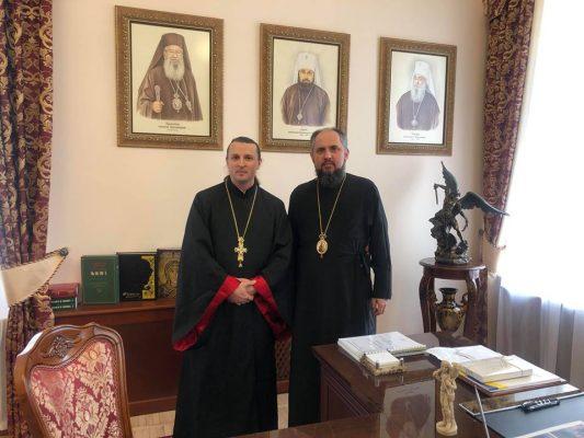 Благочиние бывшей УПЦ КП в Германии отказывается переходить в Константинопольский Патриархат
