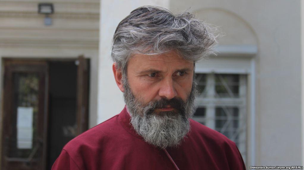 Кримського архієпископа ПЦУ не пускають у СІЗО до обвинуваченого в «справі українських диверсантів»