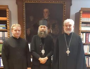 Єпископ УГКЦ обговорив з очільником греко-католиків Угорщини питання душпастирства українців