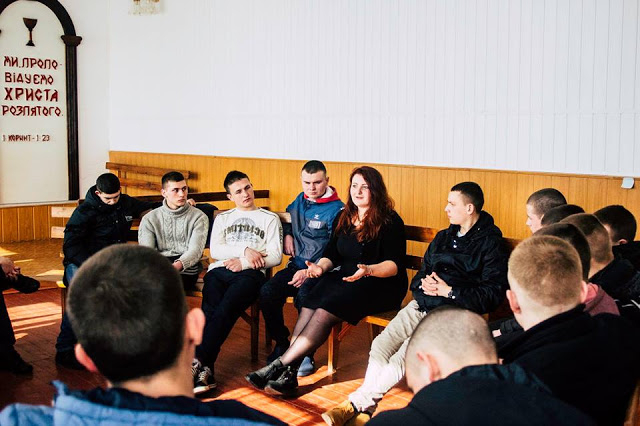 Греко-католики впроваджують на Чернігівщині новий проект повернення неповнолітніх правопорушників до суспільного життя