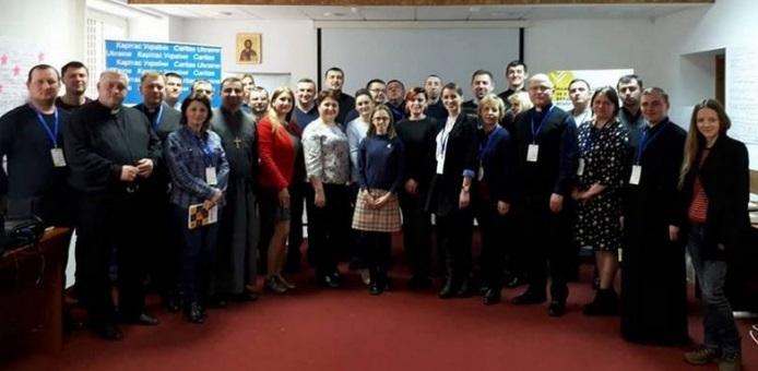 Івано-франківські священнослужителі УГКЦ вчилися реалізувати соціальні проекти