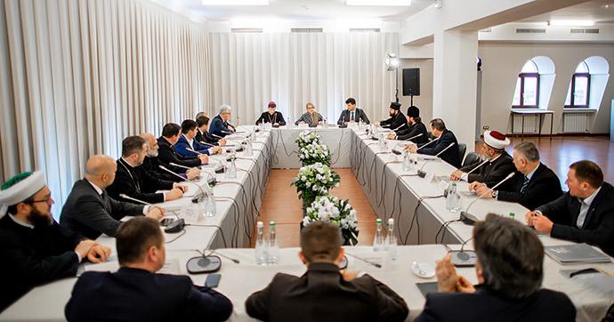 Всеукраїнська Рада Церков обговорила з Юлією Тимошенко та фракцією «Батьківщина» питання державної сімейної політики