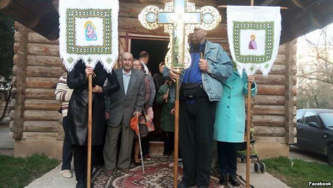 Оккупационные власти Крыма требуют снести украинский храм в Евпатории