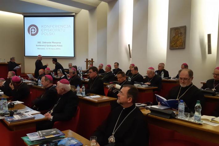 Єпископ УГКЦ подякував єпископату Польщі за підтримку України, яка потерпає від агресії Росії